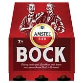 Amstel Bock Speciaalbier Fles 6X30 Cl voorkant