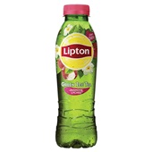 Lipton Ice Tea Ijsthee Green Jasmine Lychee voorkant