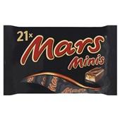 Mars Mini's  voorkant