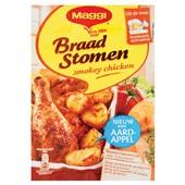 Maggi braadstomen maaltijdmix kip Gerookt voorkant
