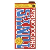 Tony's chocolonely Chocolademelk voorkant