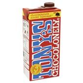 Tony's chocolonely Chocolademelk achterkant