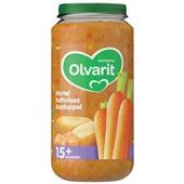 Olvarit Baby/Peuter Maaltijd Wortel, Kalfsvlees En Aardappel voorkant