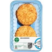 Spar Kabeljauwburger 2 stuks voorkant