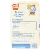 Koopmans Pannenkoekmeel Bakingredient Kabouter achterkant