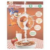 Kellogg's Choco Pops achterkant