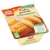 Koopmans cake gemak citroen achterkant
