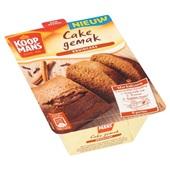 Koopmans cake gemak kruidcake achterkant