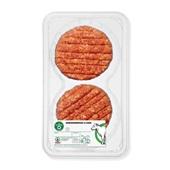 Spar runderhamburgers 2 stuks voorkant