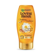 Garnier loving conditioner argan kamille voorkant