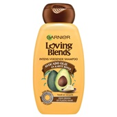 Garnier loving shampoo avocado karite voorkant