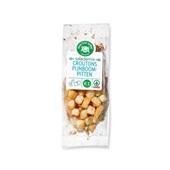 Spar saladeversierders pijnboompit/knoflook croutons voorkant