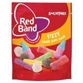 Red Band snoepmix fizzy voorkant