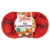 Johma kip sweet onion voorkant
