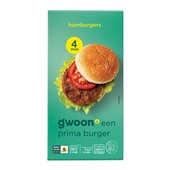 Gwoon hamburger voorkant