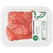 Spar rundersteak gemarineerd voorkant