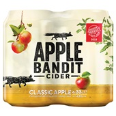Apple Bandit classic apple voorkant
