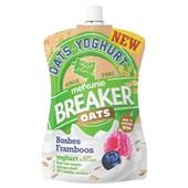 Melkunie breaker oats bosbes framboos voorkant