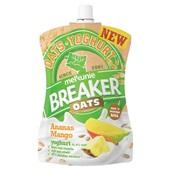Melkunie breaker oats ananas mango voorkant