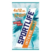 Sportlife frozen intense mint 4-pack voorkant