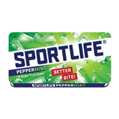 Sportlife peppermint single voorkant