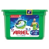 Ariel 3-in-1 pods met active odor defense voorkant