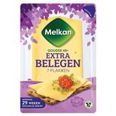 Melkan kaas extra belegen voorkant