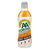 AA Drink Sportdrank Hydration voorkant