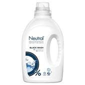 Neutral wasmiddel zwart parfumvrij voorkant