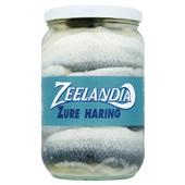 Zeelandia zure haringen in natuurazijn voorkant