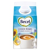 Becel koffiecreamer Lekker Romig voorkant