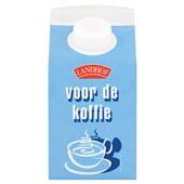 Landhof Melkproduct  voor de Koffie voorkant