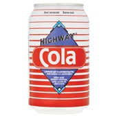 Highway cola voorkant