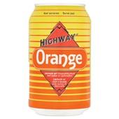 Highway orange voorkant