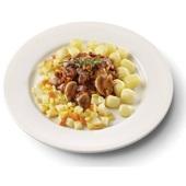 Culivers (12) varkensstoofpotje, groentemix en mini krieltjes gluten- en lactosevrij voorkant