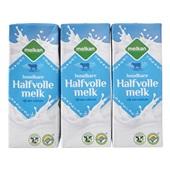 Melkan Melk Halfvolle melk voorkant