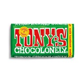Tony's chocolonely Chocolade hazelnoot voorkant