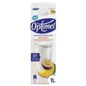 Optimel Drinkyoghurt Mango/passievrucht voorkant