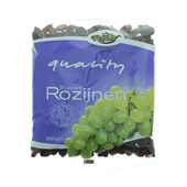 Royalty Rozijnen Blauw voorkant