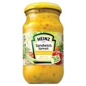 Heinz Sandwich Spread Pikante Groenten voorkant