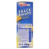 Spar Zoutjes Snack Biscuit Gouda achterkant