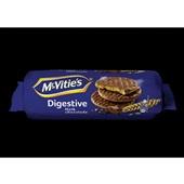 Mc Vities Koek Digestive Melk voorkant