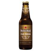 Heineken Bier Oud Bruin voorkant