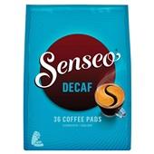 Douwe Egberts Senseo koffiepads cafeïnevrij voorkant