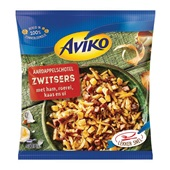 Aviko aardappelschotel Zwitsers achterkant