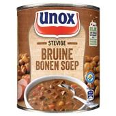 Unox Bruine bonensoep Stevig voorkant