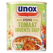 Unox Tomaten Groentesoep Stevig voorkant