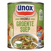 Unox Groentesoep Stevig voorkant
