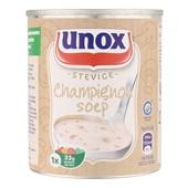 Unox Champignonsoep Stevig voorkant