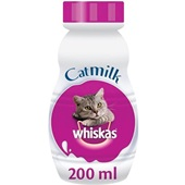 Whiskas Kattensnack Cat Milk voorkant